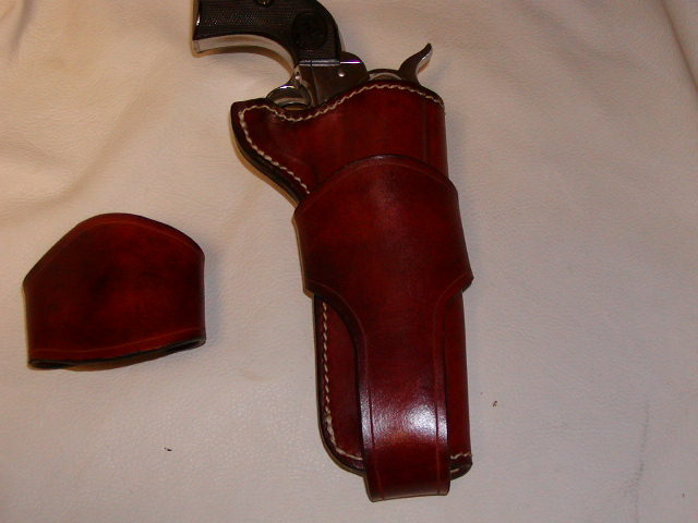 Ray Holster Welcome To Lobo Gun Leather